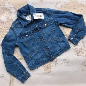 Wrangler 70th Anniversary Denim Jacket XS NWT
